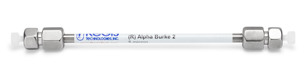Regis Technologies Immobilized Chiral Stationary Phase Alpha-Burke 2