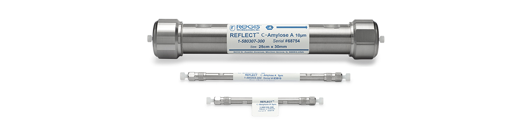 Chiral HPLC & SFC C-Amylose A chiral stationary phase by Regis Technologies
