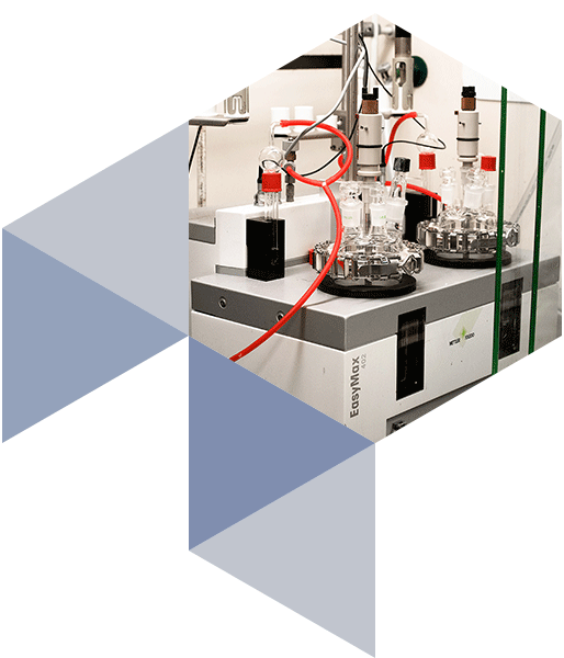 Image Of Analytical Equipment Used In Regis Technologies Process Development Optimization