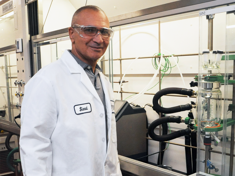 Regis Process Chemist